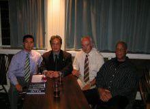 Zgrupowanie w Londynie 2005